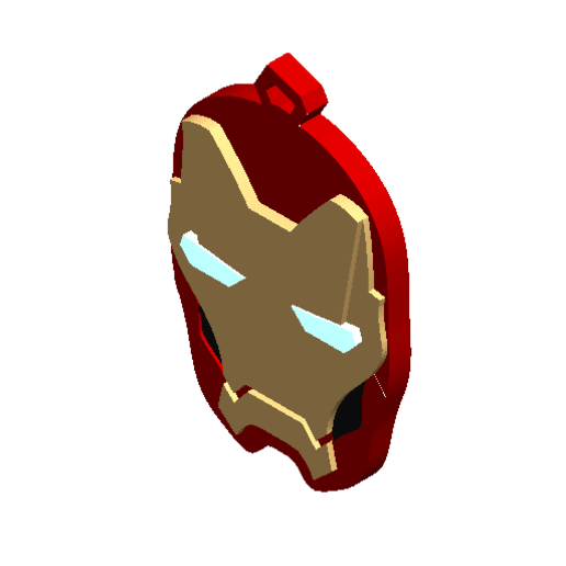 2020-04-08_213746.png Download free STL file I'm Iron Man • 3D printing object, Tum