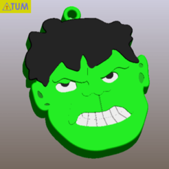 Download free 3D printer designs I'm Always Angry, Tum