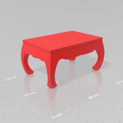 Archivos 3D a Tabla Vintage, Tum