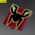 Télécharger fichier STL gratuit Je suis Spider Man • Design imprimable en 3D, Tum