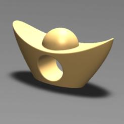 Télécharger objet 3D gratuit Yuan Pao, Tum