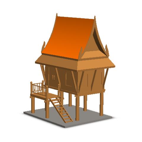 Old Thai House
