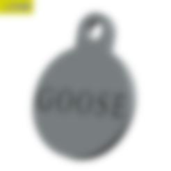 Télécharger fichier STL gratuit Gooose... !!! . !, Tum