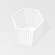 stl files 6 BOX HONEYCOMB, Tum