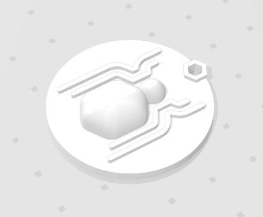 2018-11-19_214832.png Download free STL file KEYCHAIN Spidy • 3D printer model, Tum