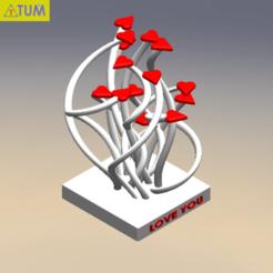 2020-10-15_190215.png Download STL file 14 LOVERS  • 3D print model, Tum