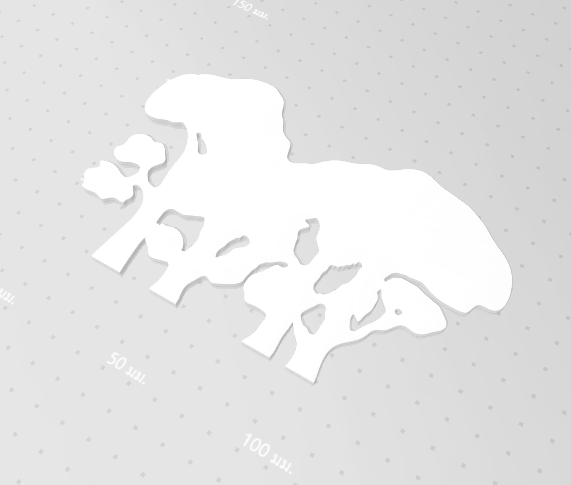 2019-06-15_211101.png Download free STL file Tree Wallpaper. • Template to 3D print, Tum