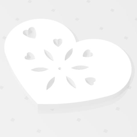 2019-02-28_152553.png Télécharger fichier STL Symbole de la plaque de coeur n°8 • Plan pour impression 3D, Tum