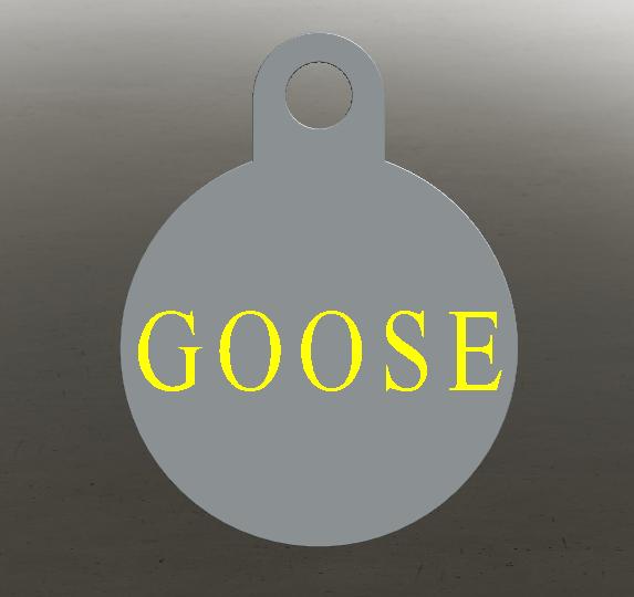 2019-12-16_204208.png Télécharger fichier STL gratuit Gooose... !!! . ! • Plan pour impression 3D, Tum