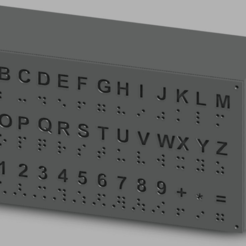Download free 3D print files Braille Box, davidthibault
