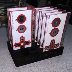 Télécharger fichier impression 3D gratuit Porte-clés MakeyMakey (ancienne conception), davidthibault