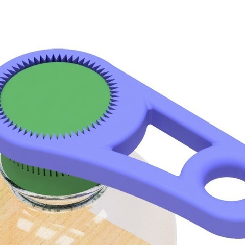 156005c5baf40ff51a327f1c34f2975b_display_large.jpg Download free STL file Pet bottle opener-1 • Template to 3D print, EIKICHI