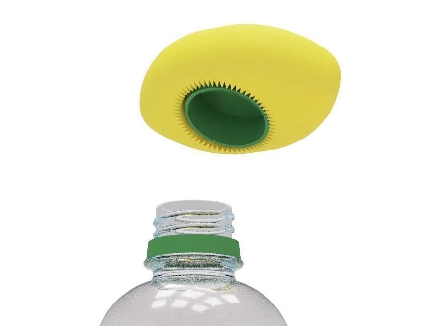 ada33a421e1e28cc0f7277650e8ff890_display_large.jpg Download free STL file Pet bottle opener-3 • 3D printer object, EIKICHI