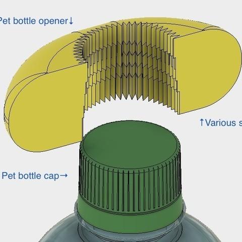Télécharger fichier impression 3D gratuit Ouvre-bouteille pour animaux domestiques-3, EIKICHI