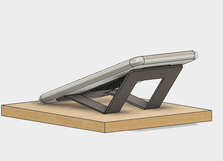 30-2.png Télécharger fichier STL gratuit Support pour téléphone portable (type Paste) • Objet imprimable en 3D, EIKICHI