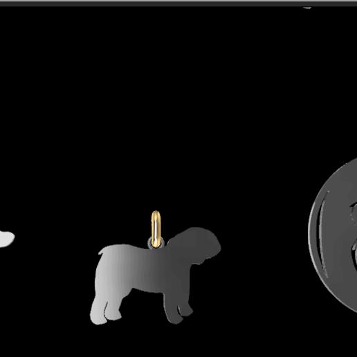 Screenshot_5.png Download STL file Dogs • 3D printing object, GENNADI3313