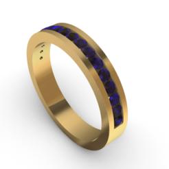 Impresiones 3D ring shadow band, GENNADI3313