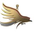 Screenshot_1.png Download free STL file Lurking eagle • Template to 3D print, GENNADI3313