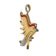 Screenshot_2.png Download free STL file Lurking eagle • Template to 3D print, GENNADI3313