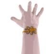 1.png Télécharger fichier STL gratuit Bracelet de pieuvre • Plan à imprimer en 3D, GENNADI3313