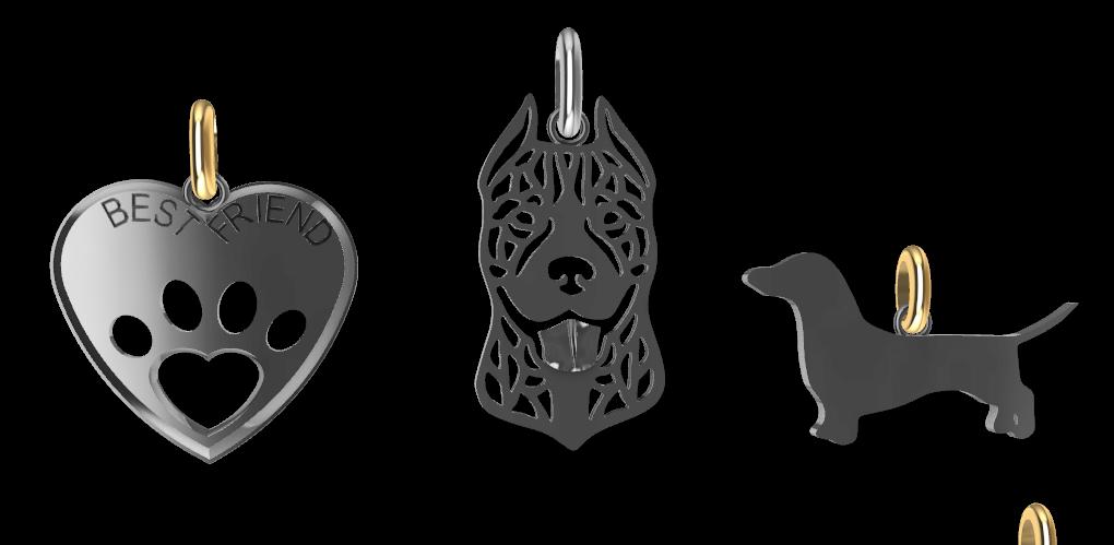 Screenshot_7.png Download STL file Dogs • 3D printing object, GENNADI3313