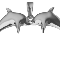 Screenshot_2.png Download STL file Dolphin • 3D printable object, GENNADI3313