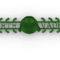 Descargar archivos 3D DARTH VADER, GENNADI3313