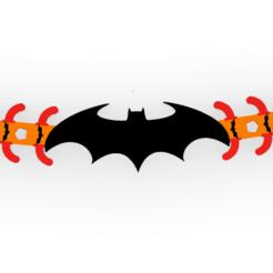 Download 3D printing designs Batman Ears Saver, GENNADI3313