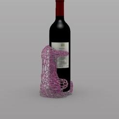 1.jpg Download free STL file Bottle holder • 3D printable design, GENNADI3313