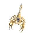 Screenshot_2.png Download free STL file Said Scorpion charm • 3D printing object, GENNADI3313