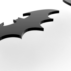 Descargar STL  Batman- keychain-llaveros, GENNADI3313