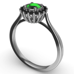 Download 3D printing models Ring, GENNADI3313