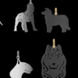 Screenshot_10.png Download STL file Dogs • 3D printing object, GENNADI3313