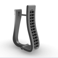 Download 3D printer files earrings beautiful, GENNADI3313