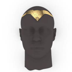 Screenshot_2.png Download STL file Wonder Woman Tiara • 3D printable object, GENNADI3313