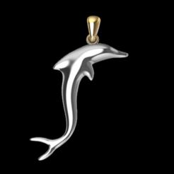 Screenshot_4.png Télécharger fichier STL gratuit Delfin • Modèle imprimable en 3D, GENNADI3313