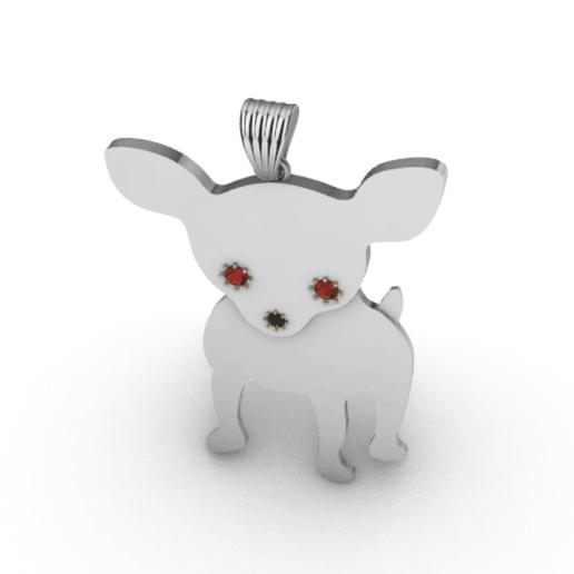 Screenshot_3.png Download free STL file Chihuahua Said • Design to 3D print, GENNADI3313