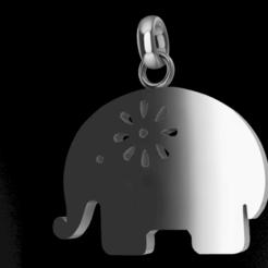 Screenshot_2.png Télécharger fichier STL Eléphant • Plan pour impression 3D, GENNADI3313