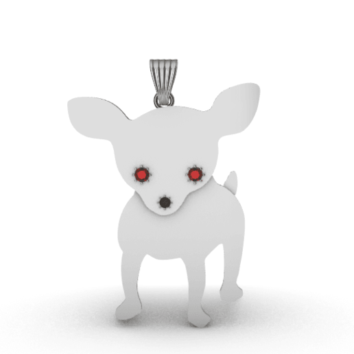 Screenshot_1.png Download free STL file Chihuahua Said • Design to 3D print, GENNADI3313