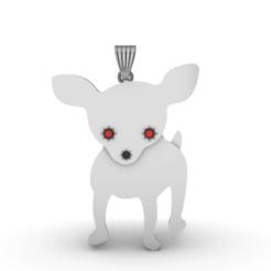 Télécharger fichier imprimante 3D gratuit Chihuahua Said, GENNADI3313