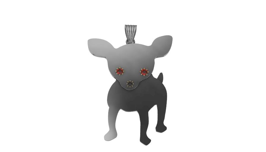 Screenshot_4.png Download free STL file Chihuahua Said • Design to 3D print, GENNADI3313