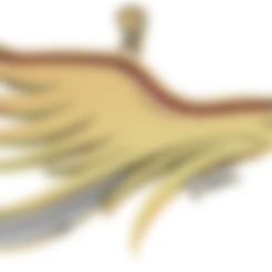 Aguila.stl Download free STL file Lurking eagle • Template to 3D print, GENNADI3313