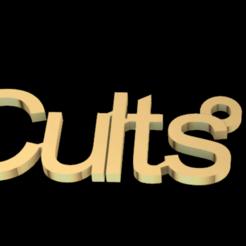 Screenshot_2.png Download free STL file Cults Pendant • Design to 3D print, GENNADI3313