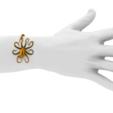 Screenshot_5.png Télécharger fichier STL gratuit Bracelet de pieuvre • Plan à imprimer en 3D, GENNADI3313