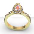 Screenshot_5.png Download free STL file Beautifull Ring Pear • 3D printable template, GENNADI3313