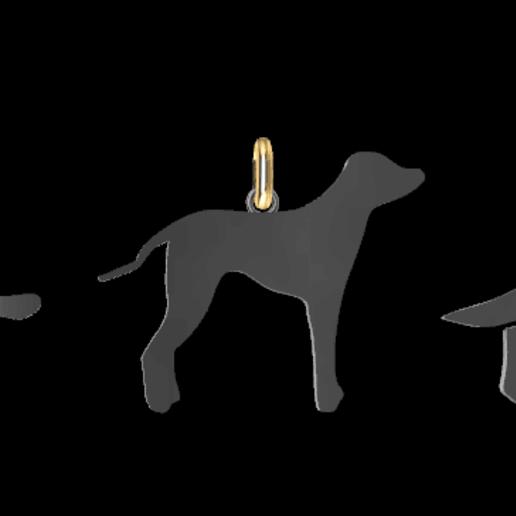 Screenshot_12.png Download STL file Dogs • 3D printing object, GENNADI3313
