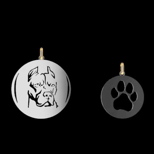 Screenshot_3.png Download STL file Dogs • 3D printing object, GENNADI3313