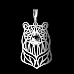 Download 3D model Bear, GENNADI3313