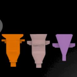 Imprimir en 3D 5 dental ejectors, GENNADI3313
