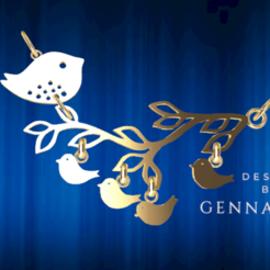 Download free 3D printer designs tweet, gennadi3313